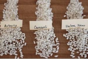 Подходящият ориз за ризото