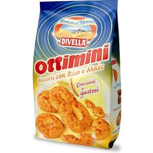 400 гр. Бисквити с ориз и царевица